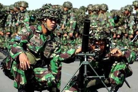 TNI AD: Kami Diserang Brimob, Tidak Ada Bentrokan di Gorontalo