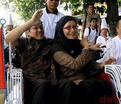 Athiyyah Laila, Putri Kiai Krapyak Tersandung Kasus Hambalang