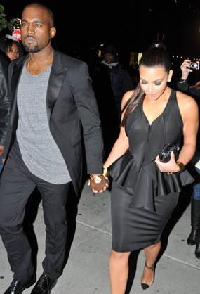 Tunangan, Kim Kardashian Ingin Cepat Punya Anak dari Kanye West