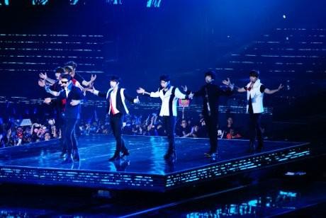 Ini Dia Aksi Spesial di Konser Ketiga Super Junior