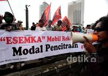 Kelompok Ini Berdemo Menjatuhkan Jokowi