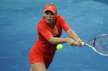 Serena Jumpa Wozniacki di Babak Ketiga