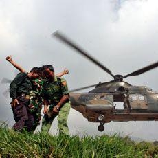 Pilot Tim SAR, Melawan Awan Tebal dan Angin Kencang