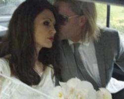 Beredar! Foto Pernikahan Jolie-Pitt Palsu