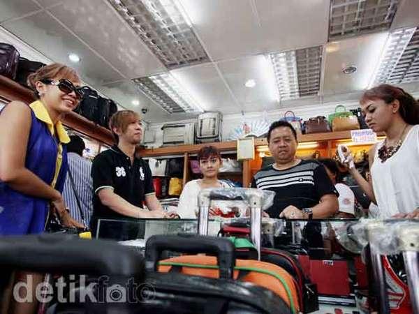 Usai Bangkok, Trio Macan Melancong ke Batam