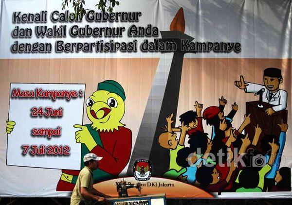 Ayo! Kenali Calon Pemimpin Anda di Jakarta