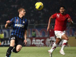 Inter Tutup Tur Dengan Kemenangan