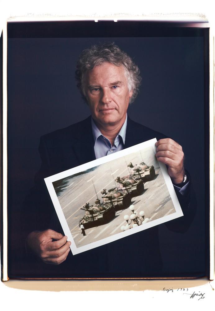Tank Man (Jeff Widener)