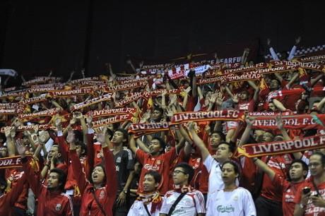 Matteo & Barnes Terkesan dengan Sambutan Fans di Istora