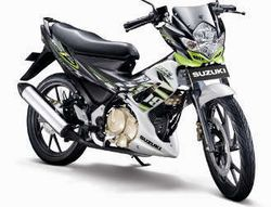 Suzuki Satria Ganti Baju Lagi