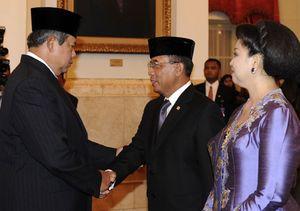 SBY Lantik 9 Anggota Kompolnas