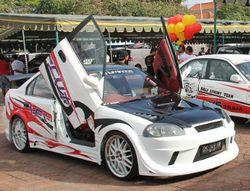 FK3O Gelar Bursa Otomotif Pertama di Bali