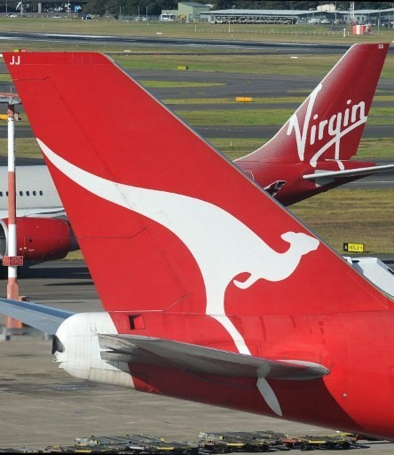 Etihad Ingin Tambah Saham di Virgin Australia