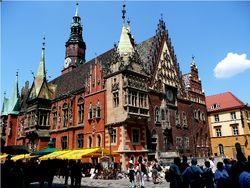 Sebelum Nonton Piala Eropa, Jalan-jalan Dulu di Wroclaw