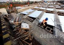 Pembangunan Tol Meruya-Ulujami Terus Dikebut