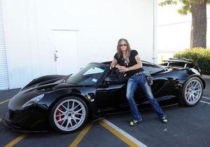 Mobil Pesanan Steven Tyler