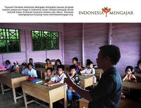 Yuk! Sebar Ilmu Lewat Gerakan Indonesia Mengajar