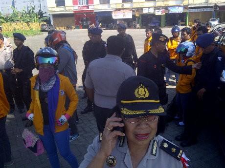 Dikira akan Demo Wapres, Mahasiswa yang Berangkat KKN Dicegat Polisi