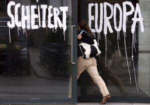 Krisis Euro Makin Memprihatinkan