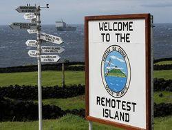 Ini Nih Pulau Paling Terpencil di Dunia