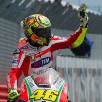 Karena Audi, Rossi Mungkin Bertahan di Ducati