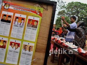 Suara Jokowi-Foke Bersaing Ketat