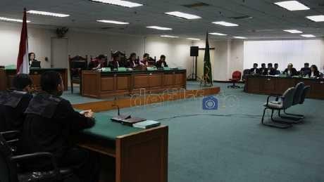 Tanggung Jawab Besar Jadi Dasar DPR Sepakat Menaikkan Gaji Hakim