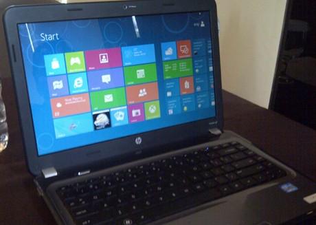 Tampilan Windows 8 (Foto: Inet)