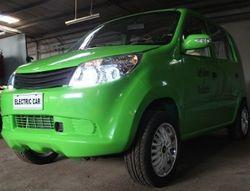 Jelang Launching, Mobil Listrik Made in Depok Diuji Coba