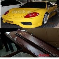 Taksi Porsche & Ferrari di Jakarta, Beneran atau Cuma Trik Marketing?