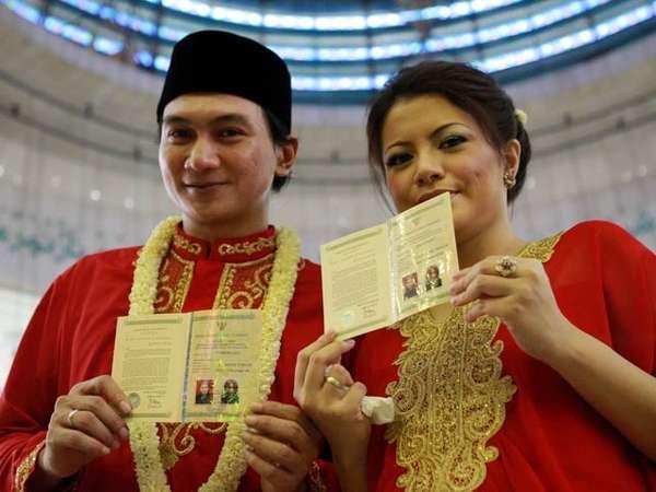 Anji & Wina Resmi Menikah