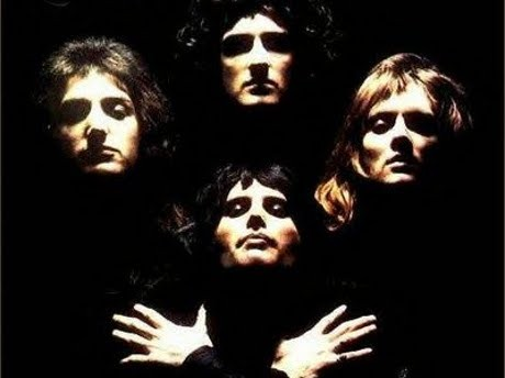 \Bohemian Rhapsody\ Queen, Single Terfavorit di Inggris