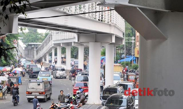 5 Jembatan Busway yang Bikin Ngos-ngosan