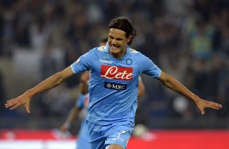 Diminati Klub Inggris, Cavani: Forza Napoli!