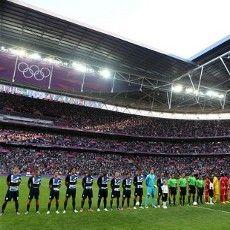 Ups, Polisi Kehilangan Kunci Stadion Wembley