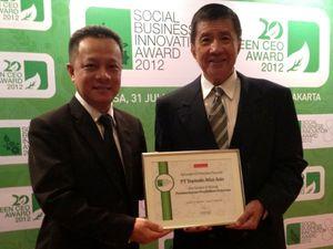 Topindo Atlas Asia Raih Social Business Innovation Award