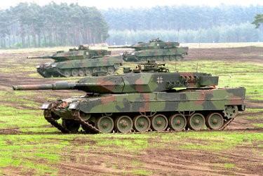 Setelah Tiba dari Jerman Oktober nanti, Tank Leopard akan Dipamerkan