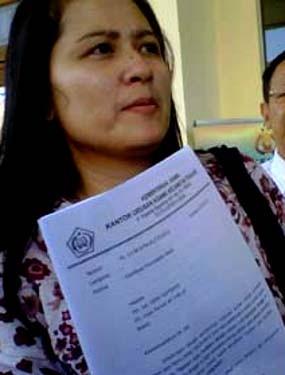 Calon Suami Nunung Dilaporkan ke Polisi