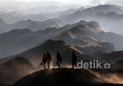 Gunung Bromo Keindahan Abadi