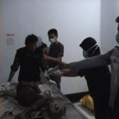 Polisi Amankan Pria Diduga Pembunuh Bocah di Garut
