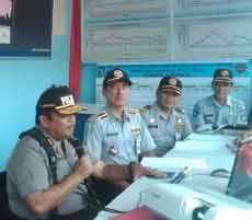 Kapolda Jatim Sidak Pengamanan Terminal Purabaya
