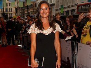 Pippa Middleton di Premiere Shadow Dancer