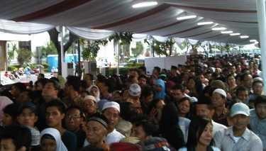 Fitra: Anggaran Open House Lebaran Presiden SBY Rp 1,5 M