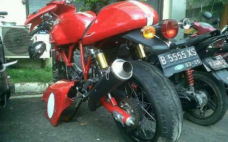 Kecelakaan Direktur Adaro, Polisi: Kenapa Ducati Salip dari Kiri?