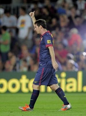 Messi: Barca Wajib Menang