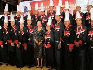 Pengurus Baru Indonesian Chef Association Dilantik Menparekraf