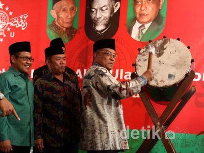 PBNU Launching Munas Alim Ulama dan Konbes NU