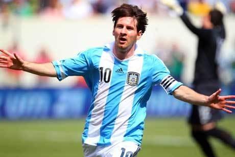 Messi: Argentina Akan Juara Piala Dunia 2014
