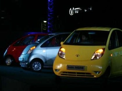 Pabrikan India Tata Motors Resmi Berdiri