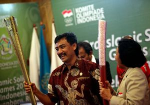 Usai PON, Riau Gelar Islamic Solidarity Games